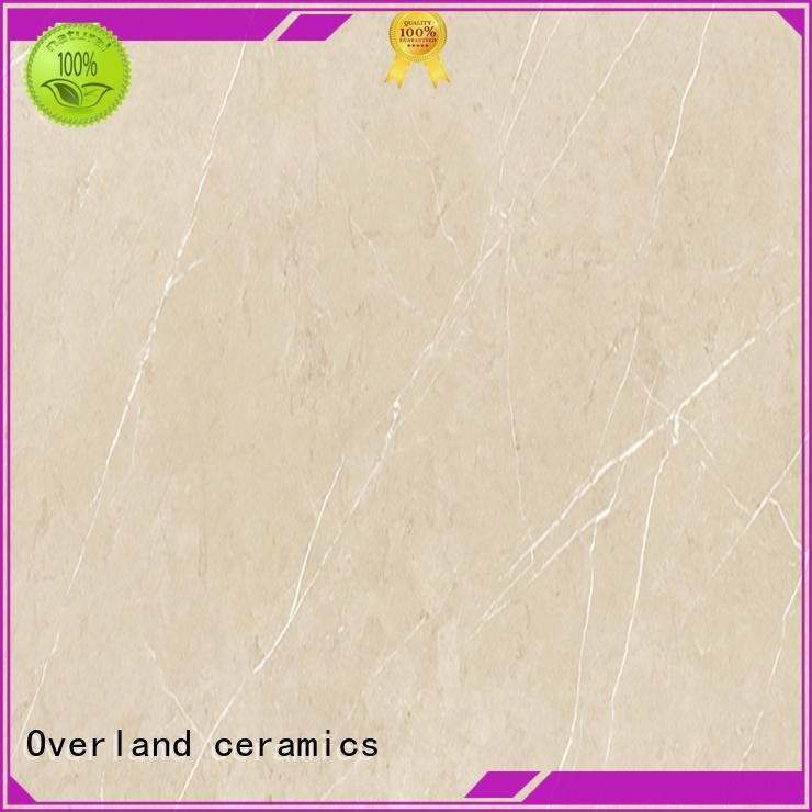 Overland ceramics qi612p6571 marble tile promotion for pool