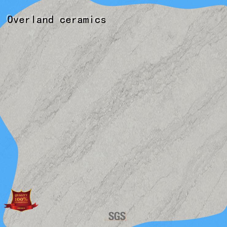 Overland ceramics white floor tiles on sale for bedroom