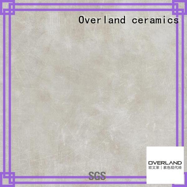 Overland ceramics jazz