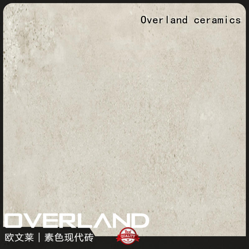 Overland ceramics sensitivity stone tile shower factory price for garage floor
