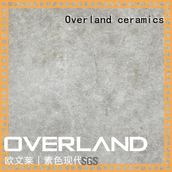Overland ceramics design white kitchen floor tiles manufacturers for bedroom