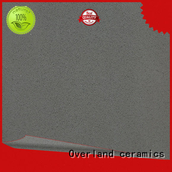 Overland ceramics kitchen surface promotion for office