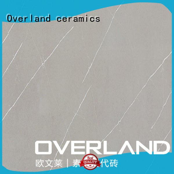 Overland ceramics deep kitchen worktops factory price for garage floor